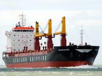 M/V ZEALAND MAXIMA, Marmara Denizi'nde makine arızası yaparak sürüklendi