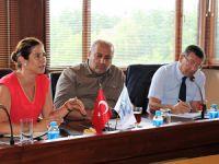 Çevre ve Şehircilik Bakanlığı'ndan GİSBİR'e ziyareti