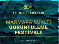 Uluslararası Marmara Sualtı Görüntüleme Festivali 4- 13 Eylül'de yapılacak
