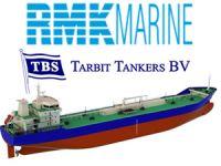 RMK Marine Tersanesi, İsveçli Tarbit Tanker Şirketine 2 adet asfalt tankeri inşa edecek