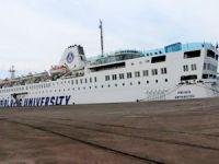 Piri Reis Gemisi, Erdemir Limanı'na demir attı
