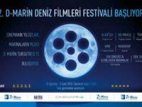 D-Marin Deniz Filmleri Festivali  bugün başlıyor