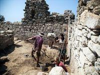 Gazipaşa'daki korsan kenti Pompeius Magnus yeniden canlanıyor