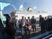 Yunanistan'a Avrupa Birliği'nden mülteci yardımı