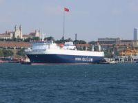 M/V AYSHE, birinci yaşını Sete Limanı'nda kutladı