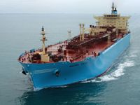 Maersk, Samsung Tersanesi'ne 9 adet tanker siparişi verdi