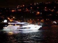 Boat Show, yepyeni tekneleri 'Tekne defilesi' ile görücüye çıkardı