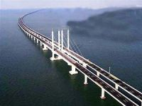 Çanakkale Boğazı'na köprü çalışması başladı