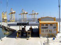 Asyaport, her büyüklükteki konteyner gemisine hazır
