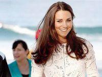 Cambridge Düşesi Kate Middleton dalgıç oldu