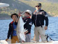 Bodrum'da balık avlama heyecanı başladı