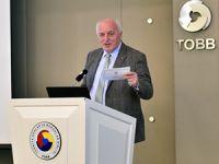 Halim Mete: Türkiye yatırım ve lojistik üssü olabilir