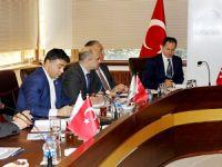 GİSBİR Teşvik ve AR-GE Komisyonu toplantısı yapıldı