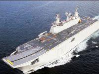 Türk Donanması'nın Amiral Gemisi TCG Anadolu için geri sayım başladı