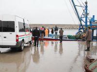 Rumeli Feneri'nde balıkçıların ağına ceset takıldı