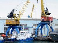 Bakü Tersanesi'nde Nisan'a kadar 3 gemi denize indirilecek