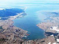 İzmir Körfezi'ne köprü, tüp tünel ve Ay-Yıldız motifli yapay ada...