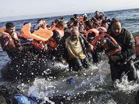 Göçmenlerin canı kış tehdidi altında, AB ise sarsıntıda