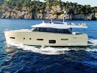İtalyan yat devi Azimut Yachts'ın yeni modeli Türkiye'de