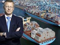 A.P. Moeller-Maersk'in karı 2015'te yüzde 84 düştü