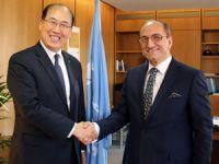 IMO Genel Sekreteri Kitack Lim, Binali Yıldırım'ın davetlisi olarak Türkiye'ye geliyor
