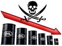 Petrol fiyatları ve gemi varlık değerlerinin düşmesi, deniz haydutlarını işsiz bıraktı