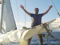 Çılgın Türk Ali Boz kafasını dağıtmak için Atlantik okyanusunu aştı