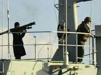 Kriz yaratan Rus savaş gemisi yine Boğaz'dan geçti