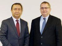 Ulaştırma Denizcilik ve Haberleşme Bakanlığı heyetinden Türk Loydu'na ziyaret