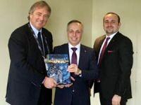 MSC Cruises Başkanı Pierfrancesco Vago, Türkiye'ye güven duyduklarını açıkladı