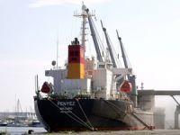 Türk şirketine ait M/V PENYEZ, Amsterdam Limanı'nda alıkondu