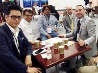 GİSBİR Heyeti, Asia Pacific Maritime 2016 Fuarı'na katıldı