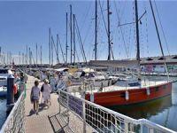 Viaport Yachtshow Eurasia'da tekneler kapış kapış satılıyor