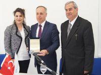 Cemalettin Şevli GAÜ'de  'Türk Denizciliğimizin Dünü, Bugünü ve Yarını'nı anlattı