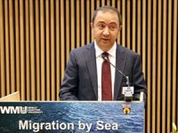 Denizyolu ile yapılan göç sorunu, WMU'da masaya yatırıldı