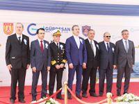 Gürdesan 'Yeni tip denizaltı' projesinin ilk bloklarını teslim etti