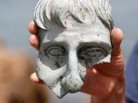 İsrailli dalgıçlar Akdeniz'de nadir bir hazine buldu