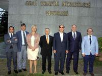 IMO Genel Sekreteri Kitack Lim, Kıyı Emniyeti'ni ziyaret etti