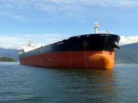 Çanakkale Boğazı'nda arızalanan gemi korkuttu