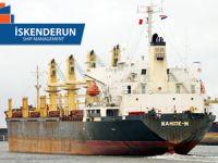 Türk şirketine ait M/V NAHIDE-M isimli gemi, Amsterdam Limanı'nda tutuklandı