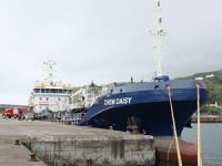 Türk şirketine ait M/T CHEM DAISY isimli gemi, Portekiz'in Horta Limanı'nda tutuklandı