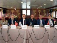 Deniz yolu ulaşımı için sektör temsilcileri bir araya geldi