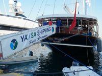 YASA Holding'in Geleneksel Posidonia Resepsiyonu'na denizciler yoğun ilgi gösterdi