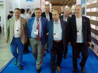 Posidonia Denizcilik Fuarı'nda, Türk şirketleri yoğun ilgi görüyor