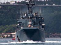 Boğazlarda Rus gemisi hareketliliği yaşanıyor