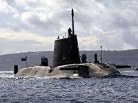 Londra, Cebelitarık'a denizaltı konuşlandırdı