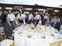 Denizciler, İMEAK DTO'nun düzenlediği iftar yemeğinde buluştu