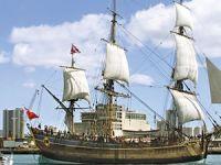 James Cook'un  kayıp gemisi  bulundu