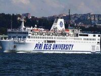 Piri Reis Üniversitesi Gemisi Autoport'a demirledi