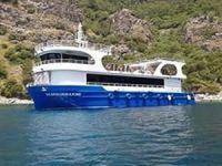 Yarı denizaltı Semisubmarine ile Ege'nin derinliklerine yolculuk